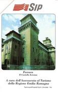 *ITALIA: SERIE TURISTICA - EMILIA ROMAGNA: FERRARA (P112)* - Scheda Usata