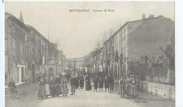 Cpa  -34-  Montagnac - Montagnac