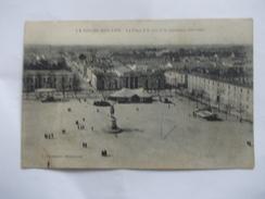 CIRQUE La Roche Sur Yon La Place D'Armes Et Le Panorama Côté Ouest - Circus