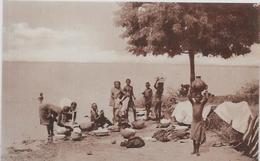 CPA SOUDAN Afrique Noire Type Coutumes Non Circulé Types Du Niger Métier - Sudan