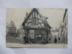 CIRQUE Romorantin Vieille Maison Affiche Pinder 229 - Circus