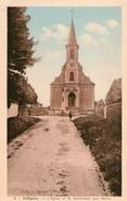 (5) CPA  Bellignies  Eglise Monument Aux Morts  (bon Etat) - France
