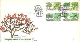 FDC 1989 - Transkei