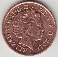 @Y@    One Penny  Groot Brittannië   2011   (4398) - 1971-… : Decimale Munten