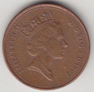 @Y@    One Penny  Groot Brittannië   1993   (4409) - 1971-… : Decimale Munten