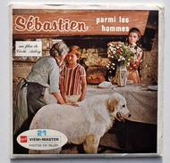 View-Master : Sébastien Parmi Les Hommes - Cécile Aubry, ORTF 1968 - Visionneuses Stéréoscopiques