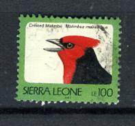 1992 - SIERRA LEONE - Mi. Nr.  1907I -  Used - (K-EA-361388.15) - Sierra Leone (1961-...)