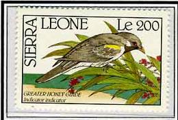 1990 - SIERRA LEONE - Mi. Nr.  1462 -  NH - ( **) - (K-EA-361805.6) - Sierra Leone (1961-...)