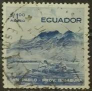 ECUADOR 1955 Local Motives. USADO - USED. - Equateur