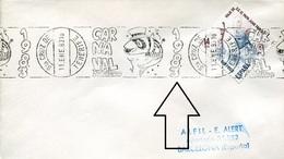 17243 Spain, Special Postmark Santa Cruz De Tenerife, 1983  Carnival, Carneval - Carnival