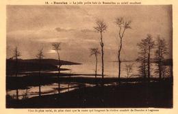 DAOULAS - 29- LA JOLIE PETITE BAIE DE ROSMELLEC AU SOLEIL COUCHANT - Plougastel-Daoulas