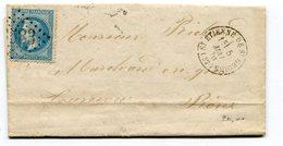 ISERE De SAINT ETIENE DE SAINT GEOIRS GC 3583 Sur N°29 Sur LA De 1870 - 1849-1876: Classic Period