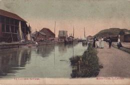 LA LOUVIERE : Le Canal - Belgique