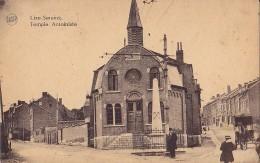 LIZE - SERAING :  Temple Antoiniste - Belgium