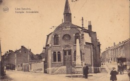 LIZE - SERAING :  Temple Antoiniste - Belgien