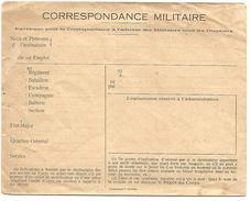 ENVELOPPE EN FRANCHISE - Marcophilie (Lettres)