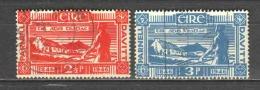 Ireland Eire 1946 Mi 98-99 Canceled - 1937-1949 Éire
