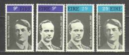 Ireland Eire 1970 Mi 244-247 MNH - 1949-... Republic Of Ireland