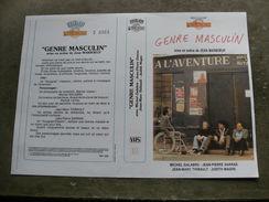 """Rare Film : """" Genre Masculin """" - Comedy"""