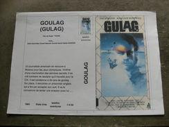 "Rare Film : "" Goulag "" - Action, Adventure"