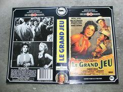 """Rare Film : """" Le Grand Jeu """" - Dramma"""