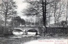 Château De Radepont (Eure) - Un Coin Du Parc - Other Municipalities