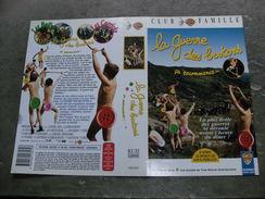 """Rare Film : """" La Guerre Des Boutons N° 2 """" - Action, Adventure"""