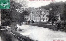RADEPONT (Eure) - Vue Sur L'Andelle Et Le Château - Other Municipalities