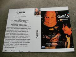 "Rare Film : "" Gawin "" - Dramma"