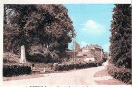 Radepont (Eure) - Route De Fumechon, Le Monument Aux Morts - Other Municipalities