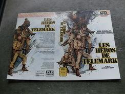 """Rare Film : """" Les Héros De Télémark """" - Action, Adventure"""