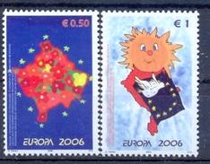 KOS 2006-43-4 EUROPA CEPT, KOSOVO,1 X 2v , MNH - Kosovo