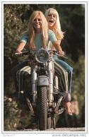 Sexy BRIGITTE BARDOT Actress PIN UP Postcard - Publisher RWP 2003 (66) - Entertainers