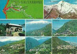 Rifugio Roccoli Lorla (Lecco) Vedute Del Rifugio, Di Vestreno, Pagnona, Sueglio, Tremenico, Premana, Valvarrone - Lecco