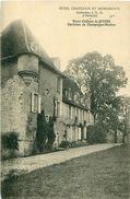Cpa CHAMPAGNE MOUTON 16 Vieux Châteu De JUYERS - Autres Communes