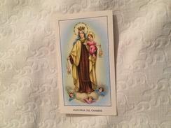 Santino Madonna Del Carmine - Religione & Esoterismo