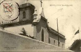 """MAROC ESPAGNOL - Carte Avec Timbre """"Maruecos Espanol"""" ... - Archive Pour Alger - Début 1900 -  P20910 - Spanish Morocco"""