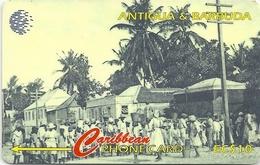 Antigua & Barbuda - Water Famine 1920 - 54CATB - 1996, 18.600ex, Used - Antigua And Barbuda