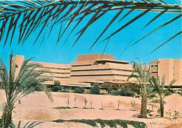 -cpsm -ref :T870- Arabie Saoudite - Saudi Arabia - Riyadh - Intercontinental Hotel  - Carte Bon Etat  - - Saudi Arabia