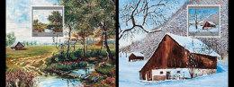 Liechtenstein 2016 Maxi Cards - Liechtenstein Painters - Alois Ritter
