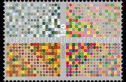 Liechtenstein 2016 Set - SEPAC 2016 - Four Seasons