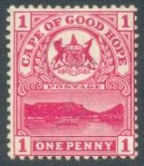 Cape Of Good Hope 1900. 1d Carmine. SACC 64**, SG 69**. - Südafrika (...-1961)