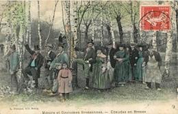 MOEURS ET COUTUMES BRESSANNES EBAUDES EN BRESSE - France