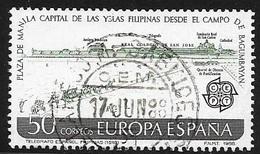 N° 2564  EUROPA ESPAGNE  -  OBLITERE -  1988   Cachet A La Date - 1931-Today: 2nd Rep - ... Juan Carlos I