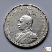 German East Africa - 1 Rupie - 1892 - East Germany Africa