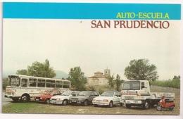 Calendario, AUTOESCUELA San Prudencio 1990 - Calendarios