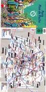 Paris Plan De Poche RATP 1993. - Europe