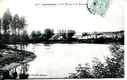 N°31500 -cpa Rosporden -les étanges Et La Minoterie- - Andere Gemeenten