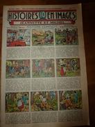 1935 HISTOIRES EN IMAGES  > Du Général Vendéen Charette  à Machecoult ------> Général Beauchamp Et Fils Et Fille - Magazines Et Périodiques