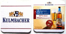 Sottobicchiere, Beer Mat, Beer Coaster, Bier Deckel, Posavasos, Sous Bock - GERMANY - KULMBACHER - Sous-bocks